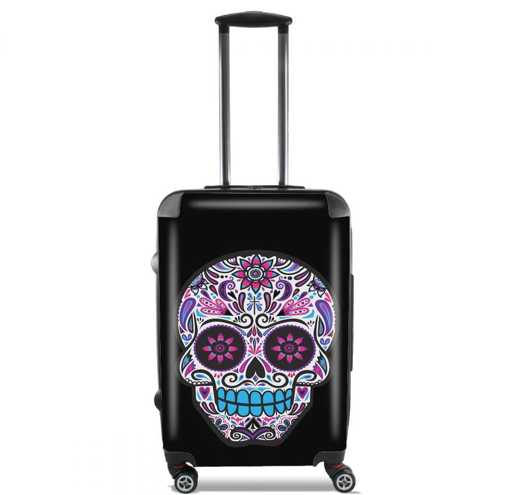 Calavera Dias de los muertos for Lightweight Hand Luggage Bag - Cabin Baggage