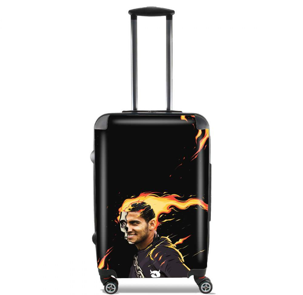 Cecilio Dominguez Ghost Rider  for Lightweight Hand Luggage Bag - Cabin Baggage