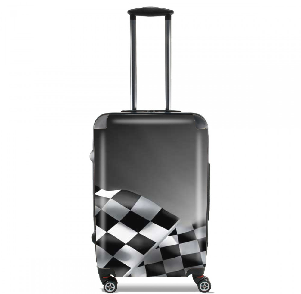Checkered Flags for Lightweight Hand Luggage Bag - Cabin Baggage