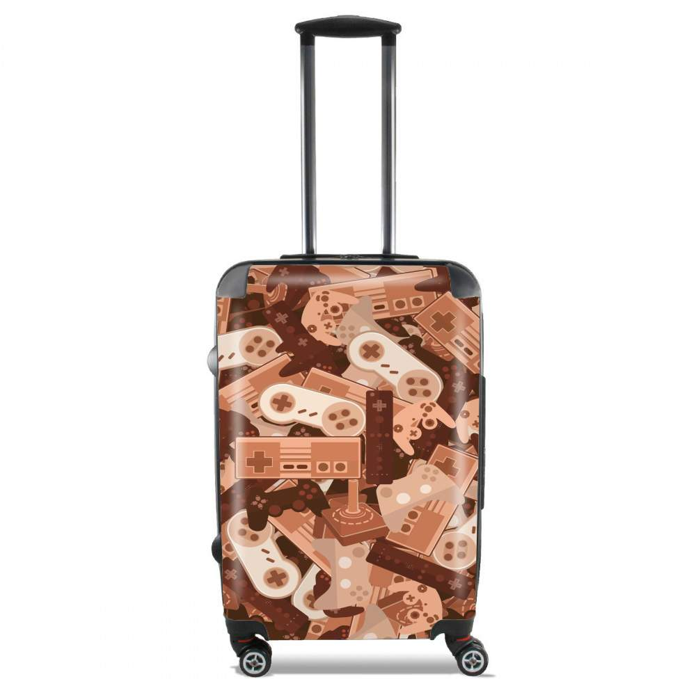 Chocolate Gamers for Lightweight Hand Luggage Bag - Cabin Baggage
