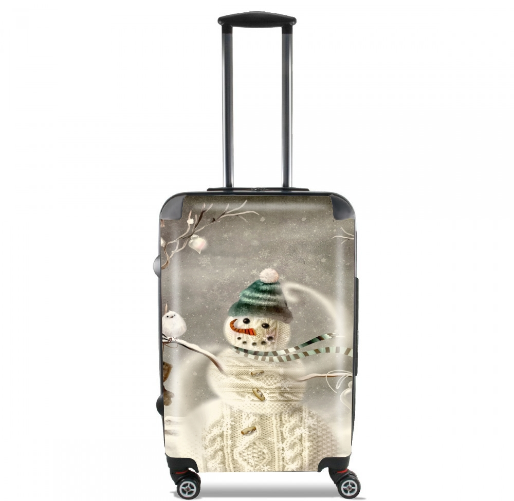 Christmas Time for Lightweight Hand Luggage Bag - Cabin Baggage