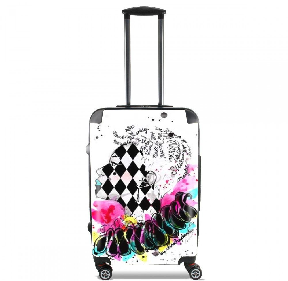 Clown for Lightweight Hand Luggage Bag - Cabin Baggage
