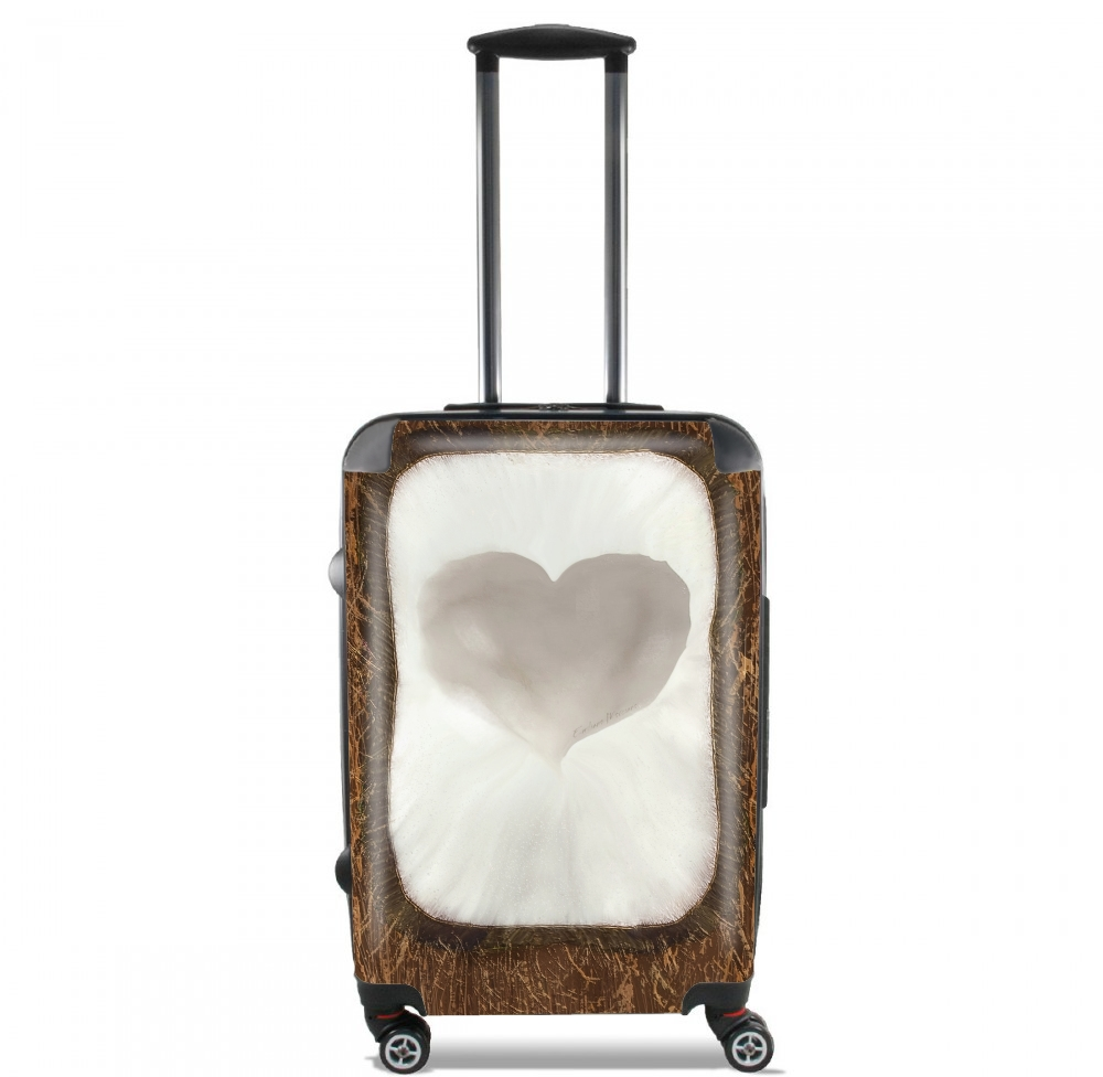 Coconut love for Lightweight Hand Luggage Bag - Cabin Baggage