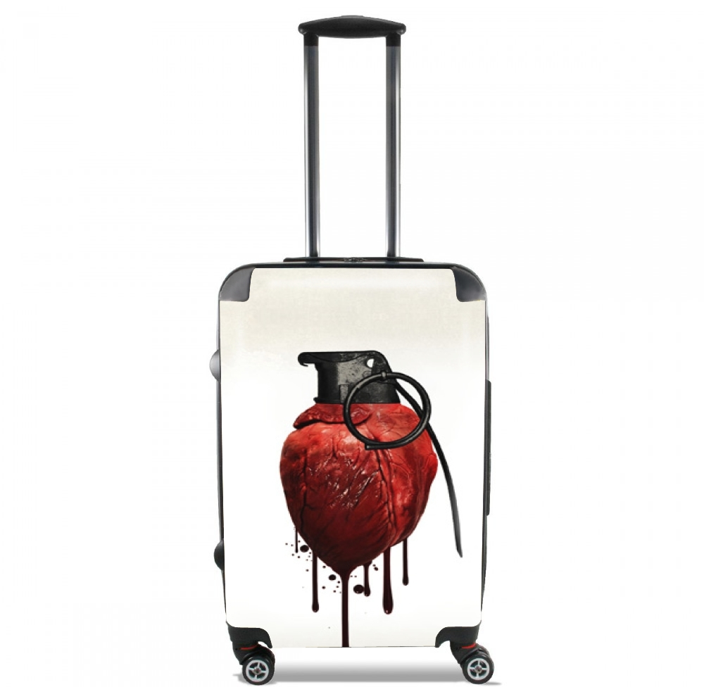 Heart Grenade for Lightweight Hand Luggage Bag - Cabin Baggage