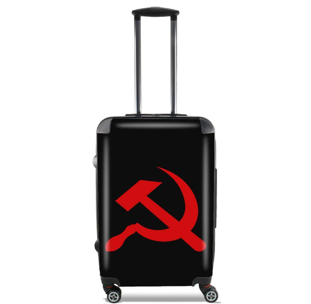 Communist sickle and hammer for Lightweight Hand Luggage Bag - Cabin Baggage