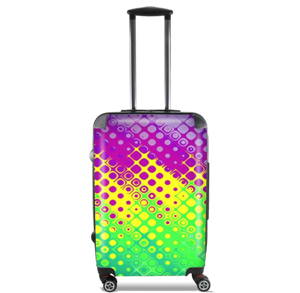 Confused Bubbles for Lightweight Hand Luggage Bag - Cabin Baggage