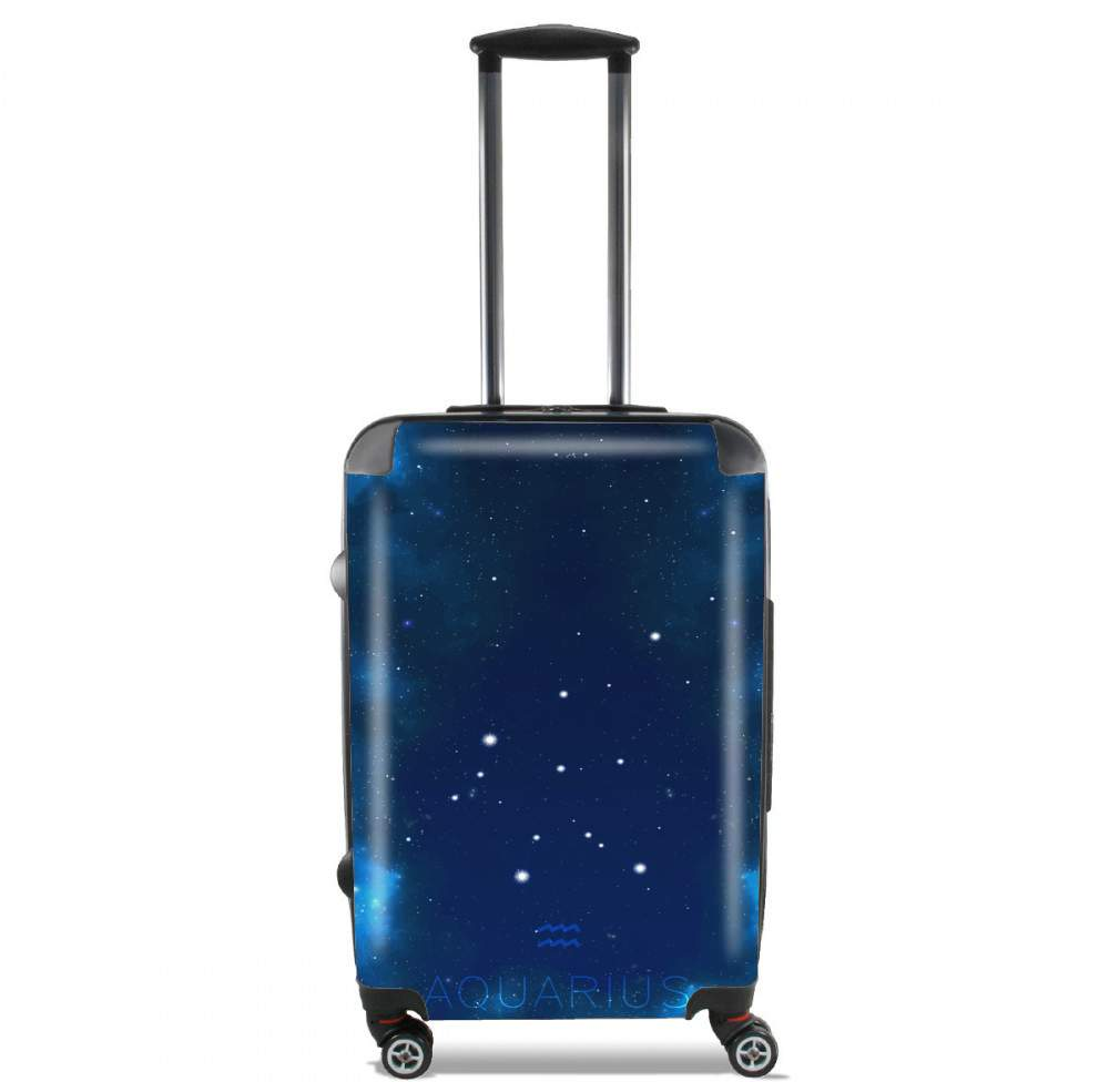 Constellations of the Zodiac: Aquarius for Lightweight Hand Luggage Bag - Cabin Baggage
