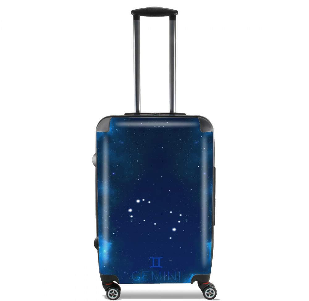 Constellations of the Zodiac: Gemini for Lightweight Hand Luggage Bag - Cabin Baggage
