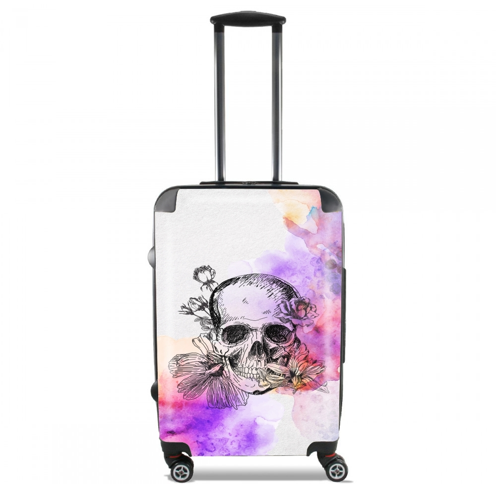 Color skull for Lightweight Hand Luggage Bag - Cabin Baggage
