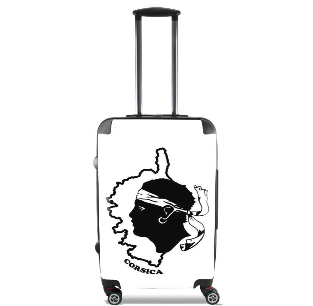 Corsica for Lightweight Hand Luggage Bag - Cabin Baggage