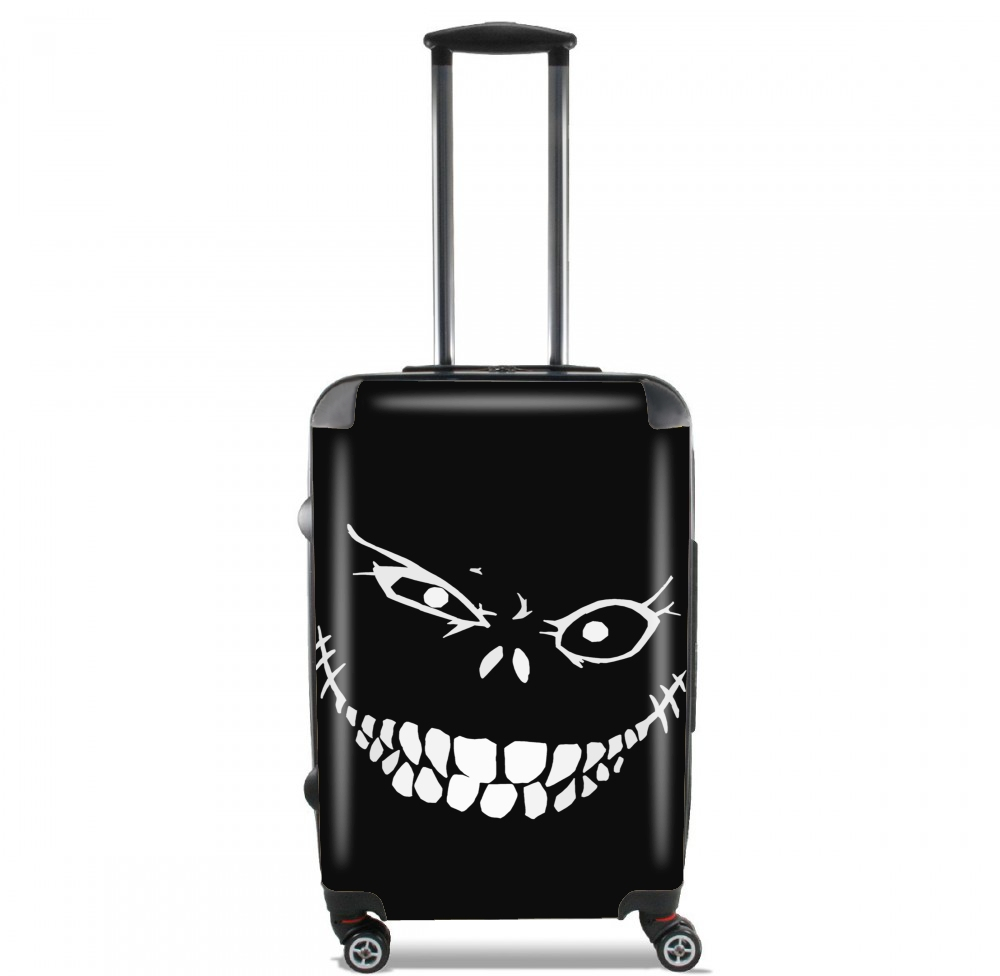 Crazy Monster Grin for Lightweight Hand Luggage Bag - Cabin Baggage
