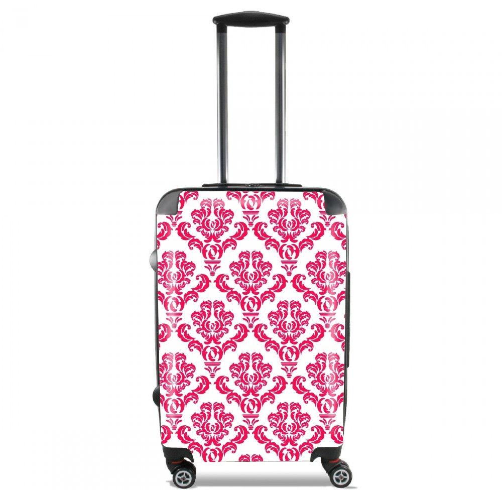 Damask Red for Lightweight Hand Luggage Bag - Cabin Baggage