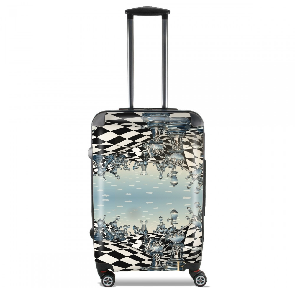 checkerboard for Lightweight Hand Luggage Bag - Cabin Baggage
