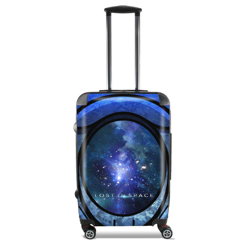 Danger Will Robinson - Lost in space for Lightweight Hand Luggage Bag - Cabin Baggage