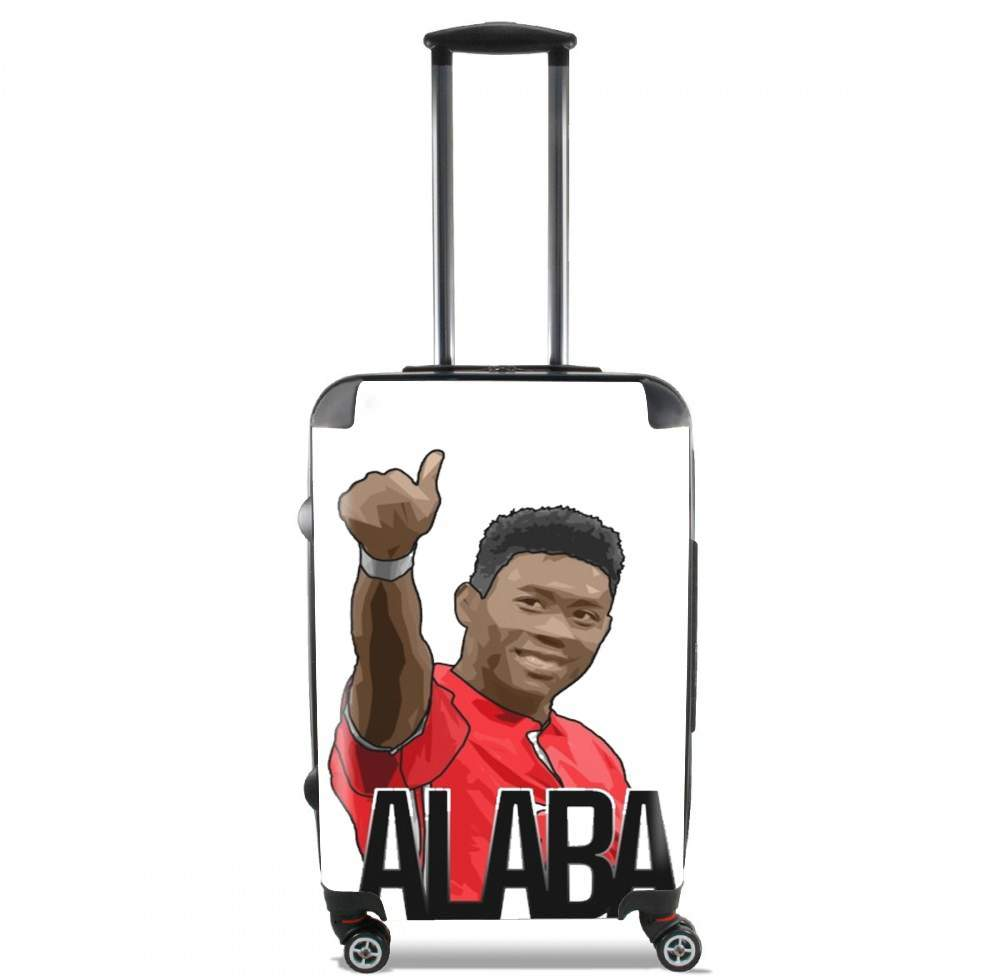David Alaba Bayern for Lightweight Hand Luggage Bag - Cabin Baggage