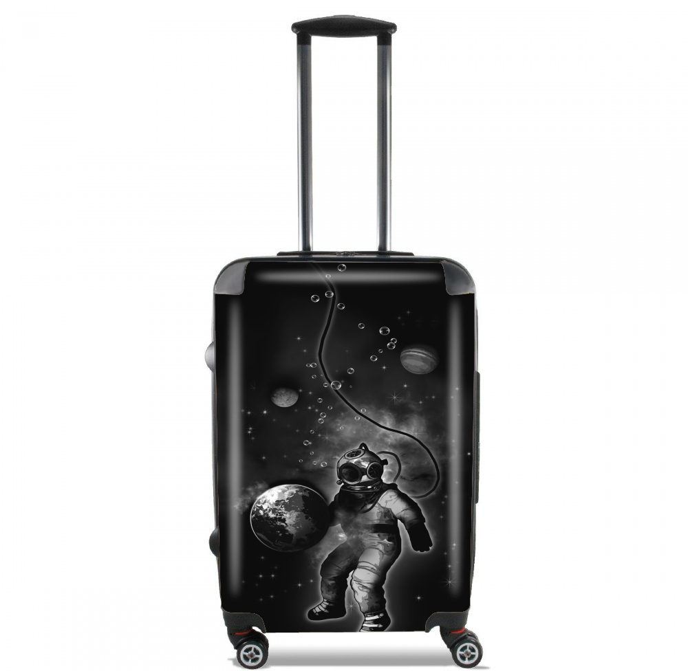 Deep Sea Space Diver for Lightweight Hand Luggage Bag - Cabin Baggage