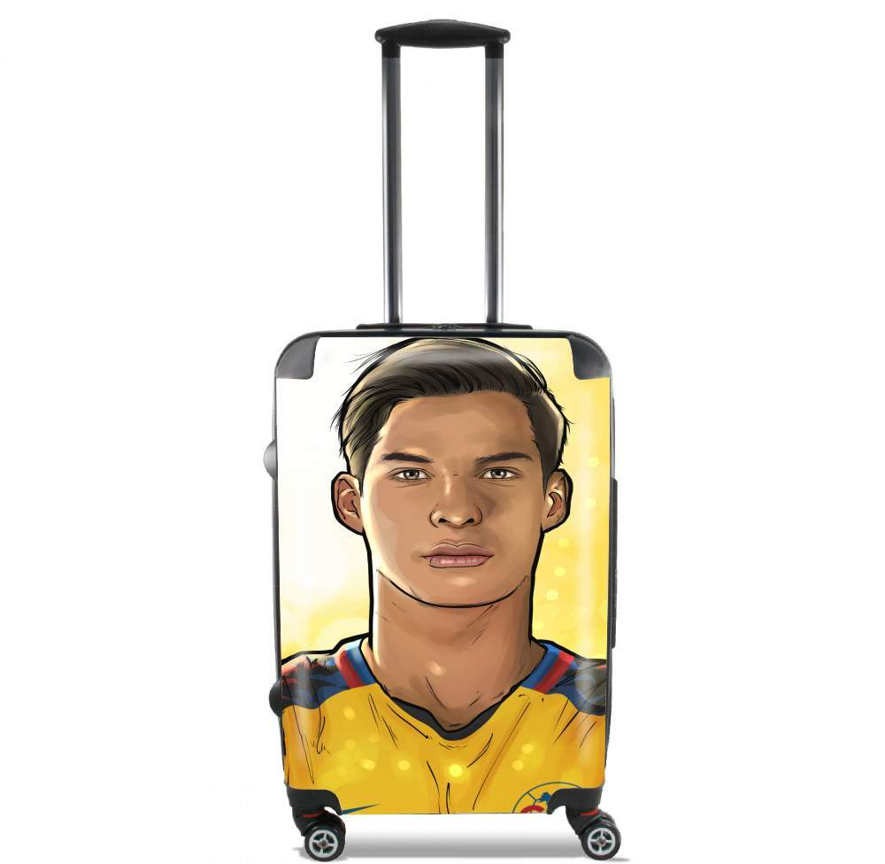 Diego Lainez America for Lightweight Hand Luggage Bag - Cabin Baggage