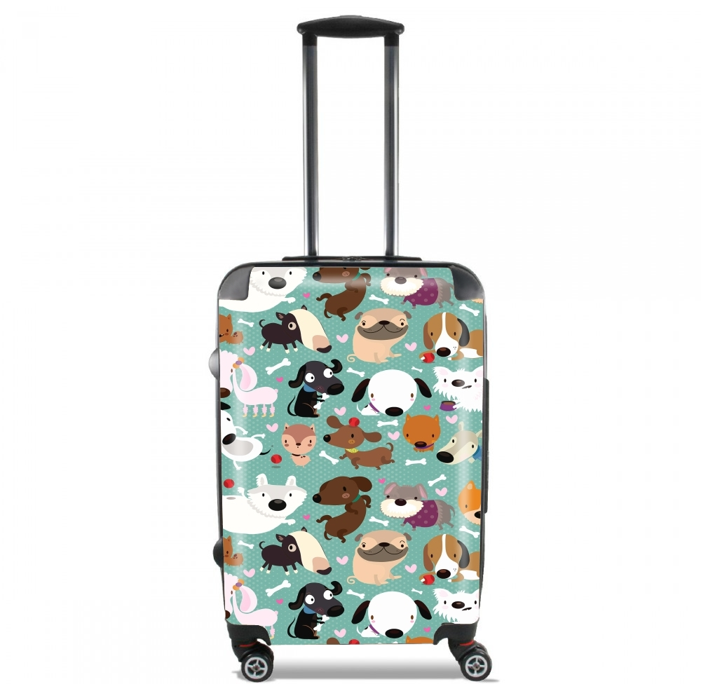 Dogs for Lightweight Hand Luggage Bag - Cabin Baggage