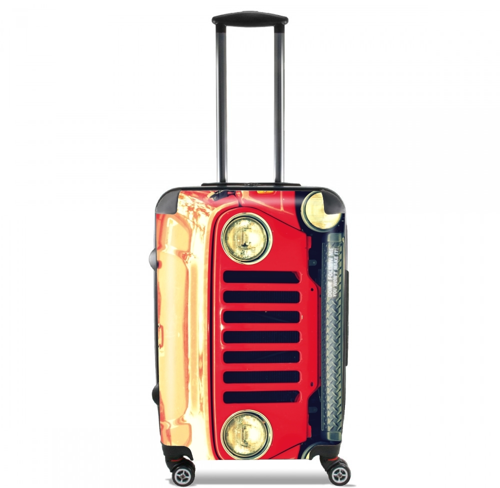 Don't Follow Me  for Lightweight Hand Luggage Bag - Cabin Baggage