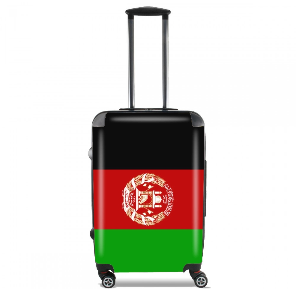Flag Afghanistan for Lightweight Hand Luggage Bag - Cabin Baggage