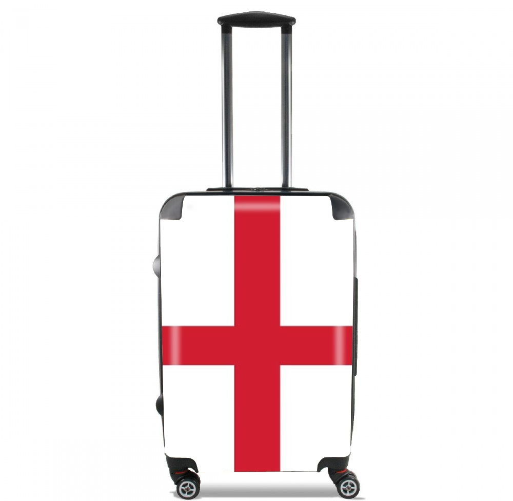 Flag England for Lightweight Hand Luggage Bag - Cabin Baggage
