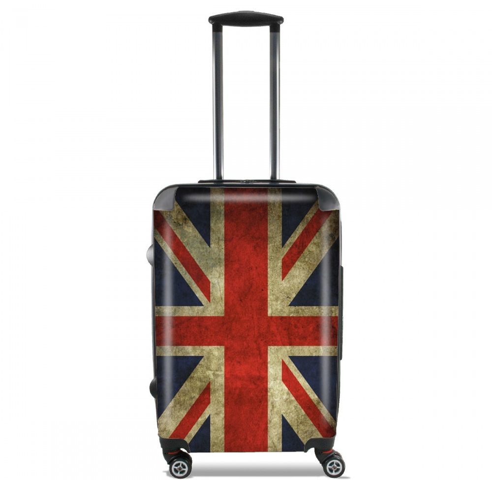 Old-looking British flag for Lightweight Hand Luggage Bag - Cabin Baggage