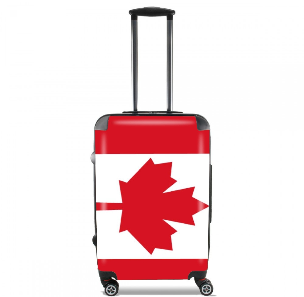 Flag Canada for Lightweight Hand Luggage Bag - Cabin Baggage