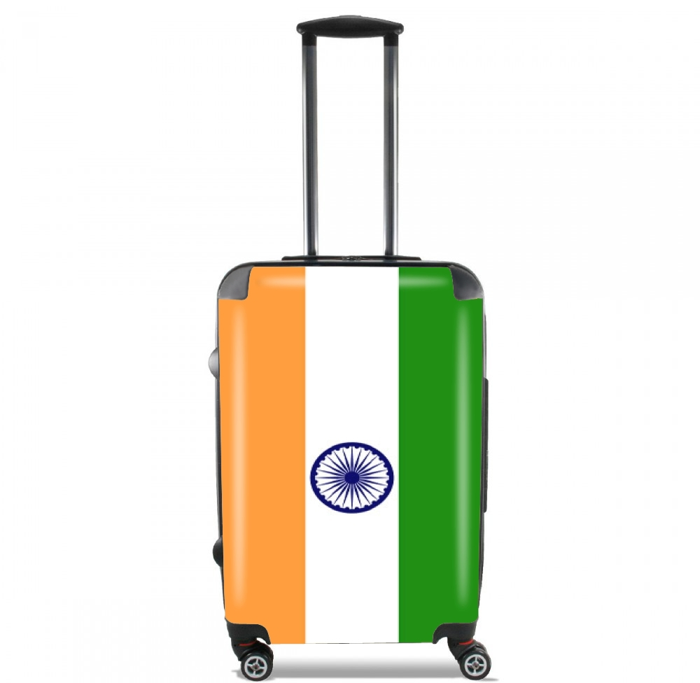 Flag India for Lightweight Hand Luggage Bag - Cabin Baggage