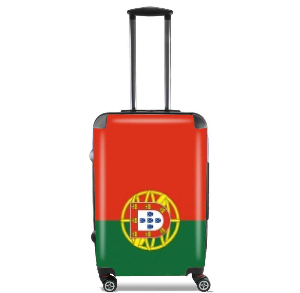 Flag Portugal for Lightweight Hand Luggage Bag - Cabin Baggage