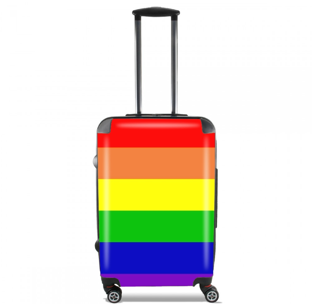 Flag Gay Rainbow for Lightweight Hand Luggage Bag - Cabin Baggage