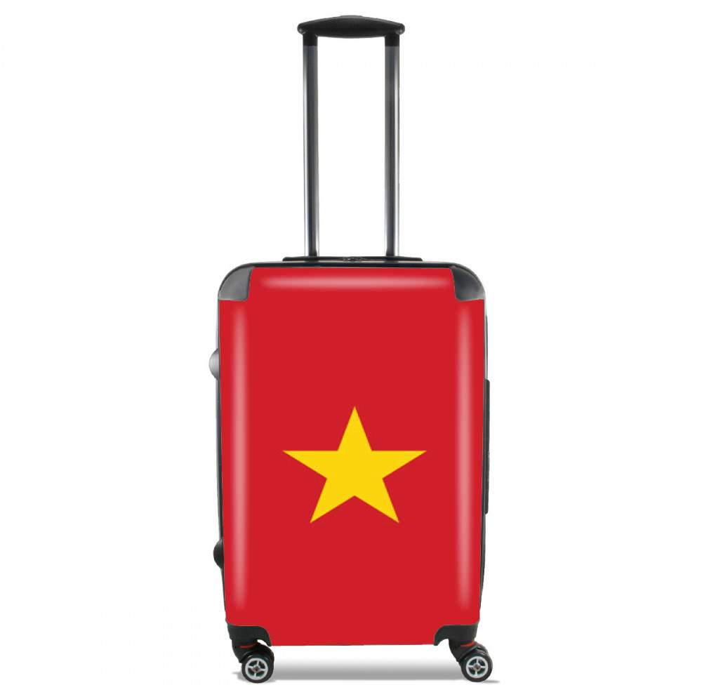 Flag of Vietnam for Lightweight Hand Luggage Bag - Cabin Baggage