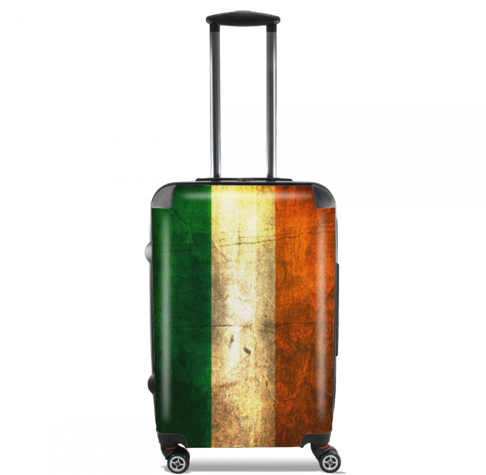 Flag Italy Vintage for Lightweight Hand Luggage Bag - Cabin Baggage