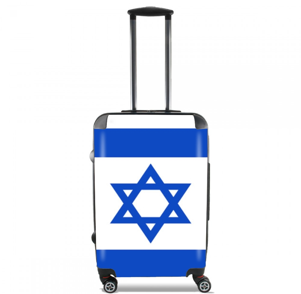 Flag Israel for Lightweight Hand Luggage Bag - Cabin Baggage