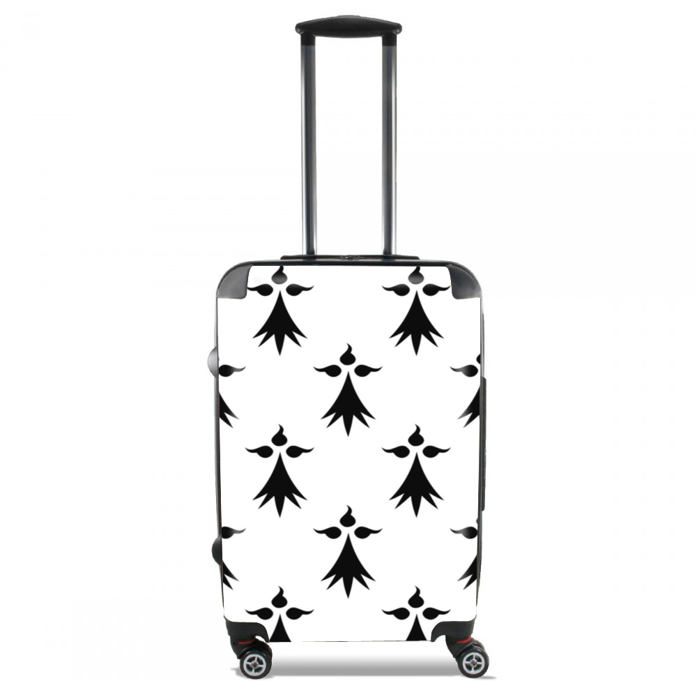 Ermine for Lightweight Hand Luggage Bag - Cabin Baggage