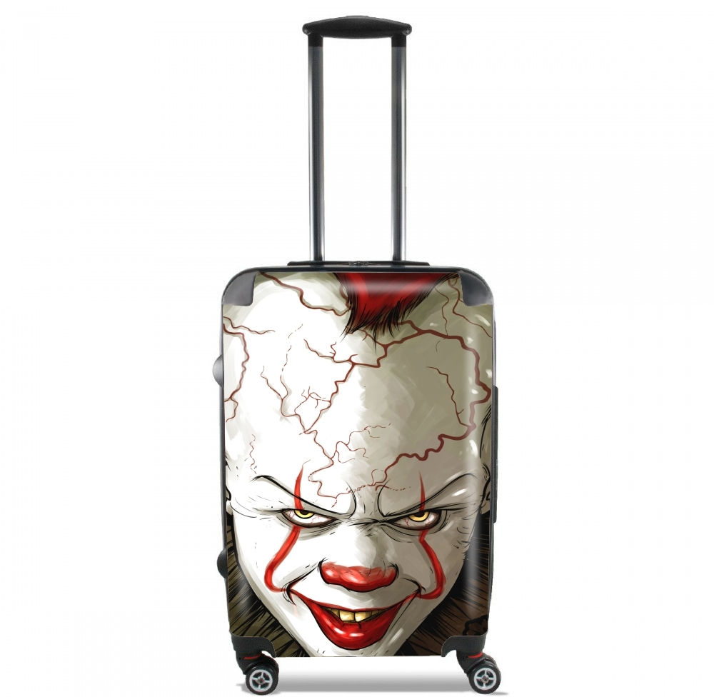 Evil Clown  for Lightweight Hand Luggage Bag - Cabin Baggage