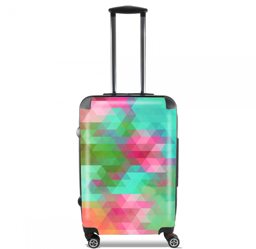 Exotic Triangles for Lightweight Hand Luggage Bag - Cabin Baggage
