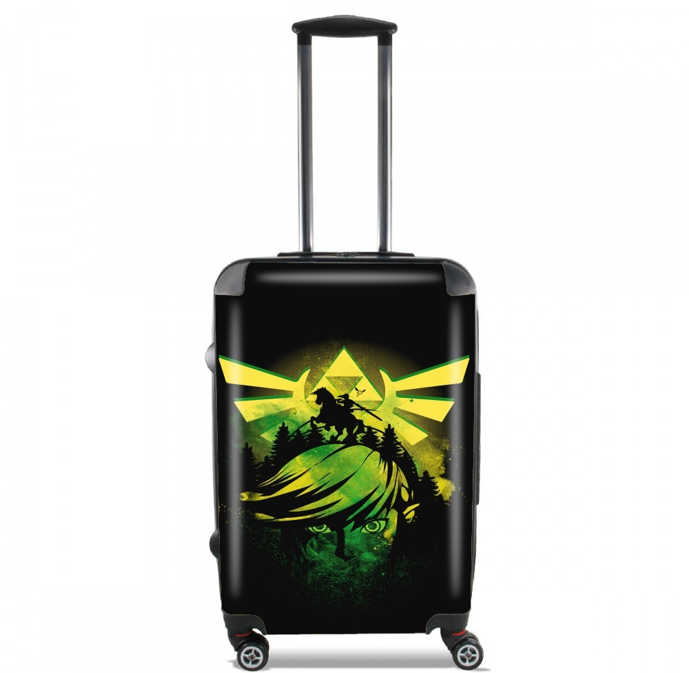 Face of Hero of time for Lightweight Hand Luggage Bag - Cabin Baggage
