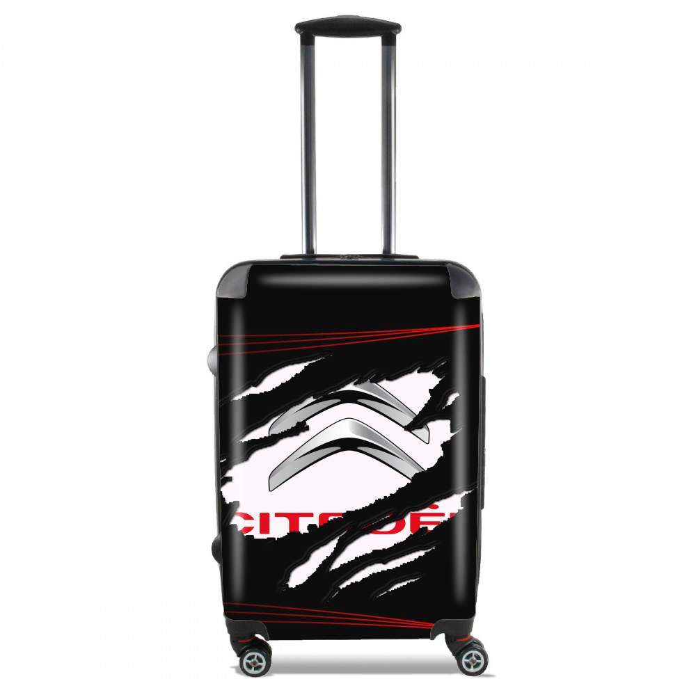 Fan Driver Citroen Griffe for Lightweight Hand Luggage Bag - Cabin Baggage