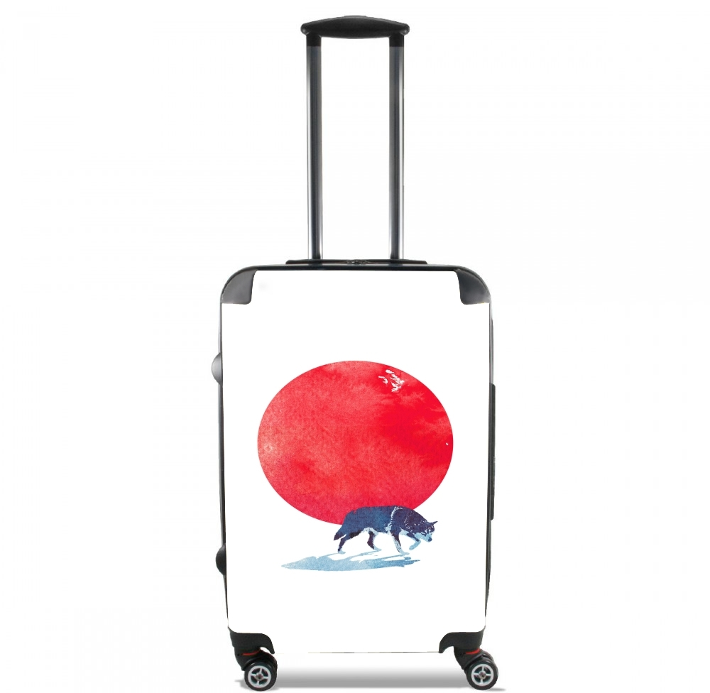 Fear the red for Lightweight Hand Luggage Bag - Cabin Baggage