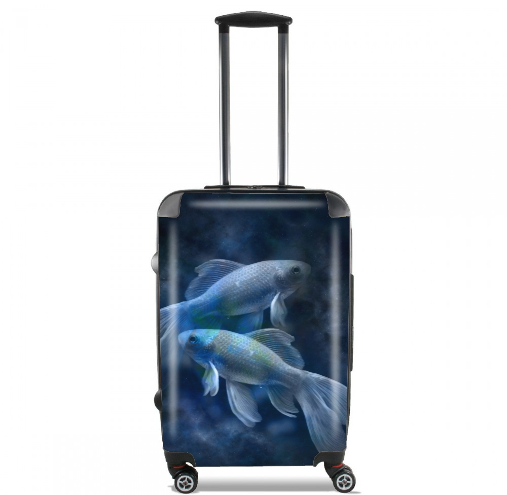 Fish Style for Lightweight Hand Luggage Bag - Cabin Baggage