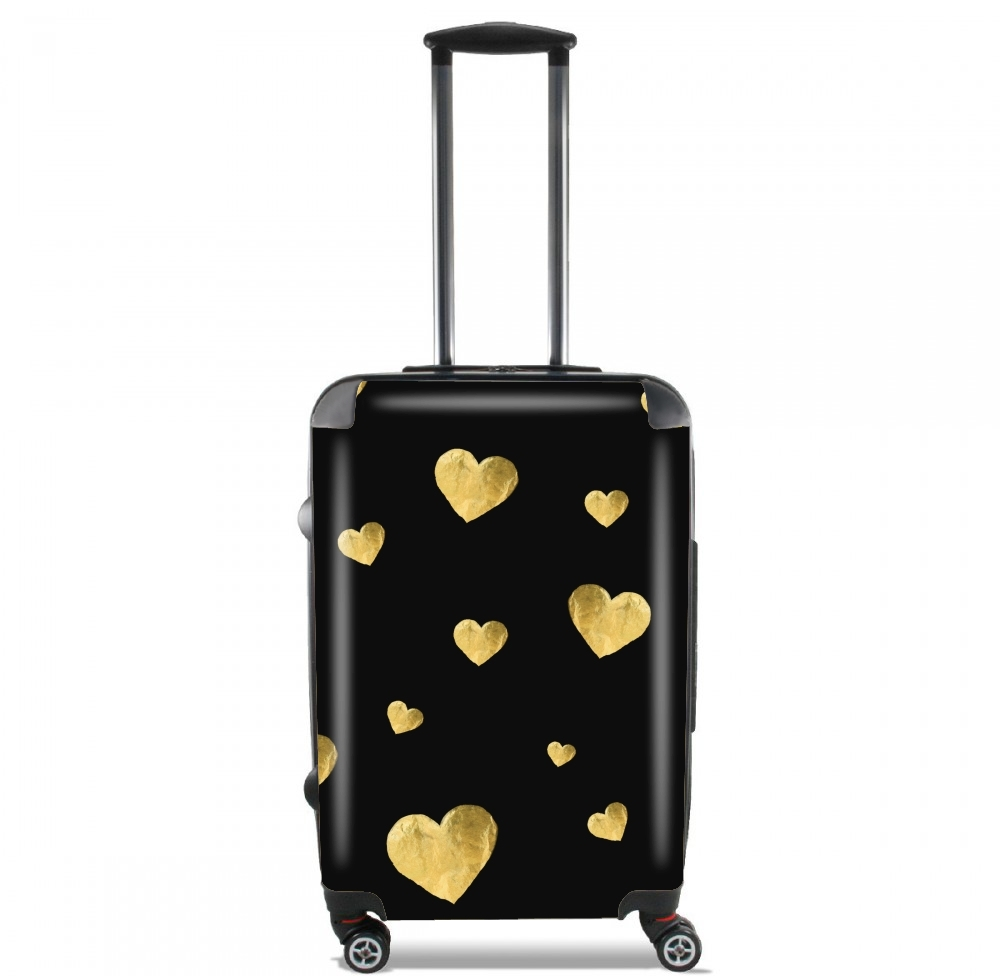 Floating Hearts for Lightweight Hand Luggage Bag - Cabin Baggage