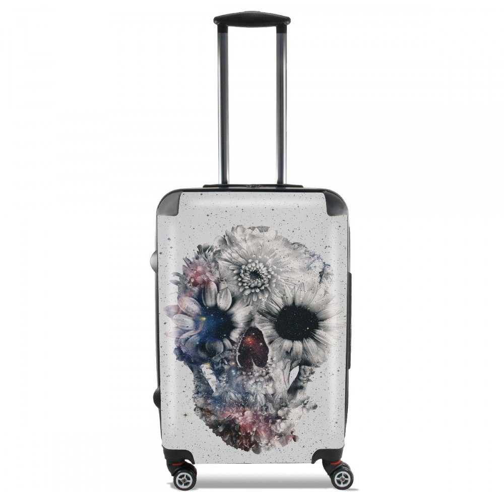 Floral Skull 2 for Lightweight Hand Luggage Bag - Cabin Baggage