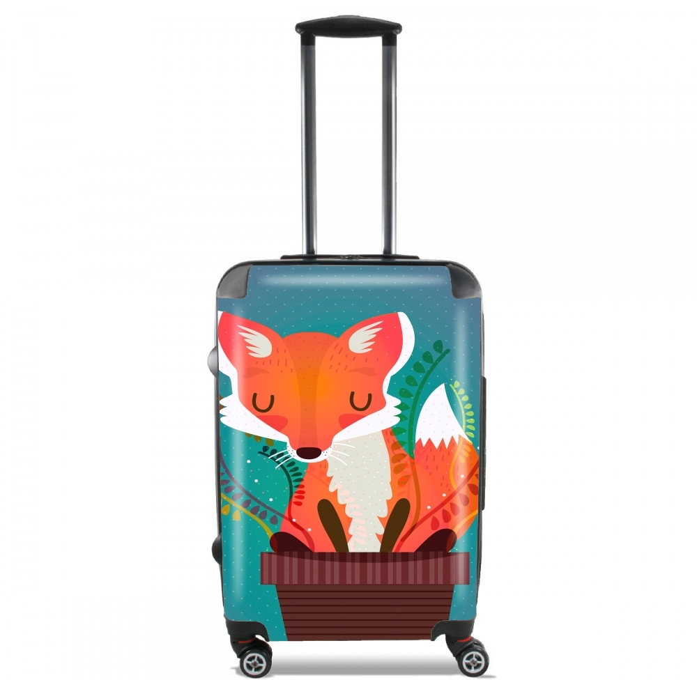 Fox In The Pot For Lightweight Hand Luggage Bag Cabin Baggage
