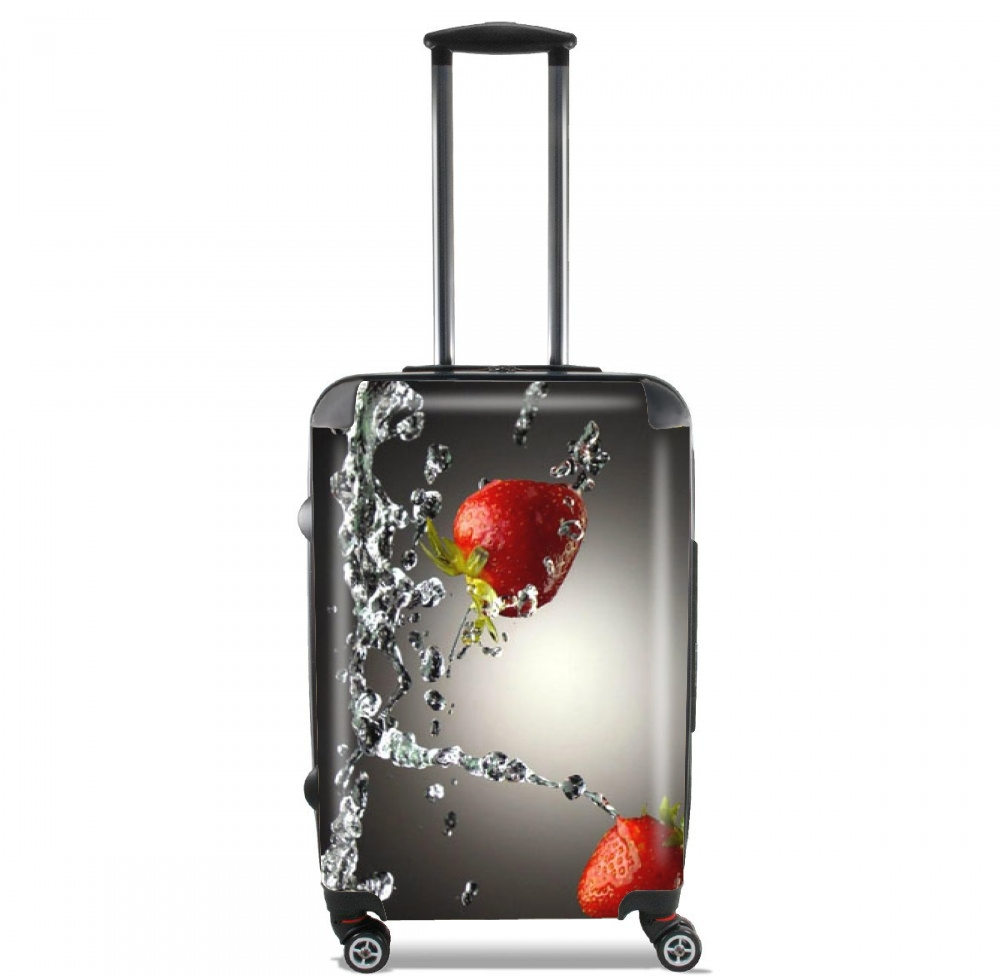Strawberry for Lightweight Hand Luggage Bag - Cabin Baggage