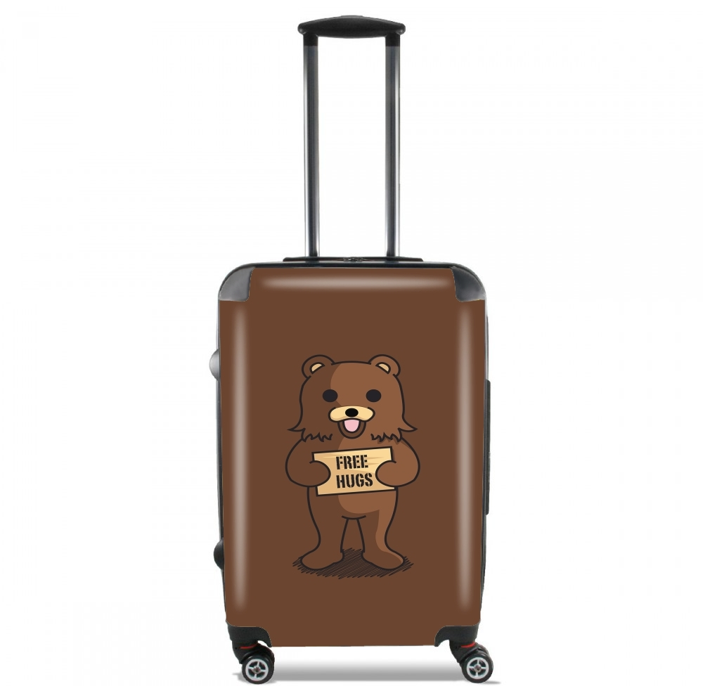 Free Hugs for Lightweight Hand Luggage Bag - Cabin Baggage