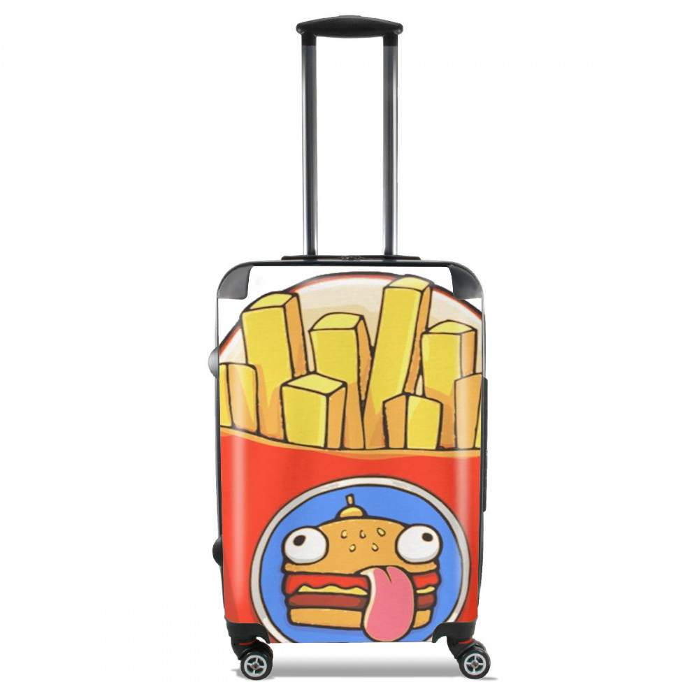 French Fries by Fortnite for Lightweight Hand Luggage Bag - Cabin Baggage