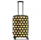 funny smileys for Lightweight Hand Luggage Bag - Cabin Baggage