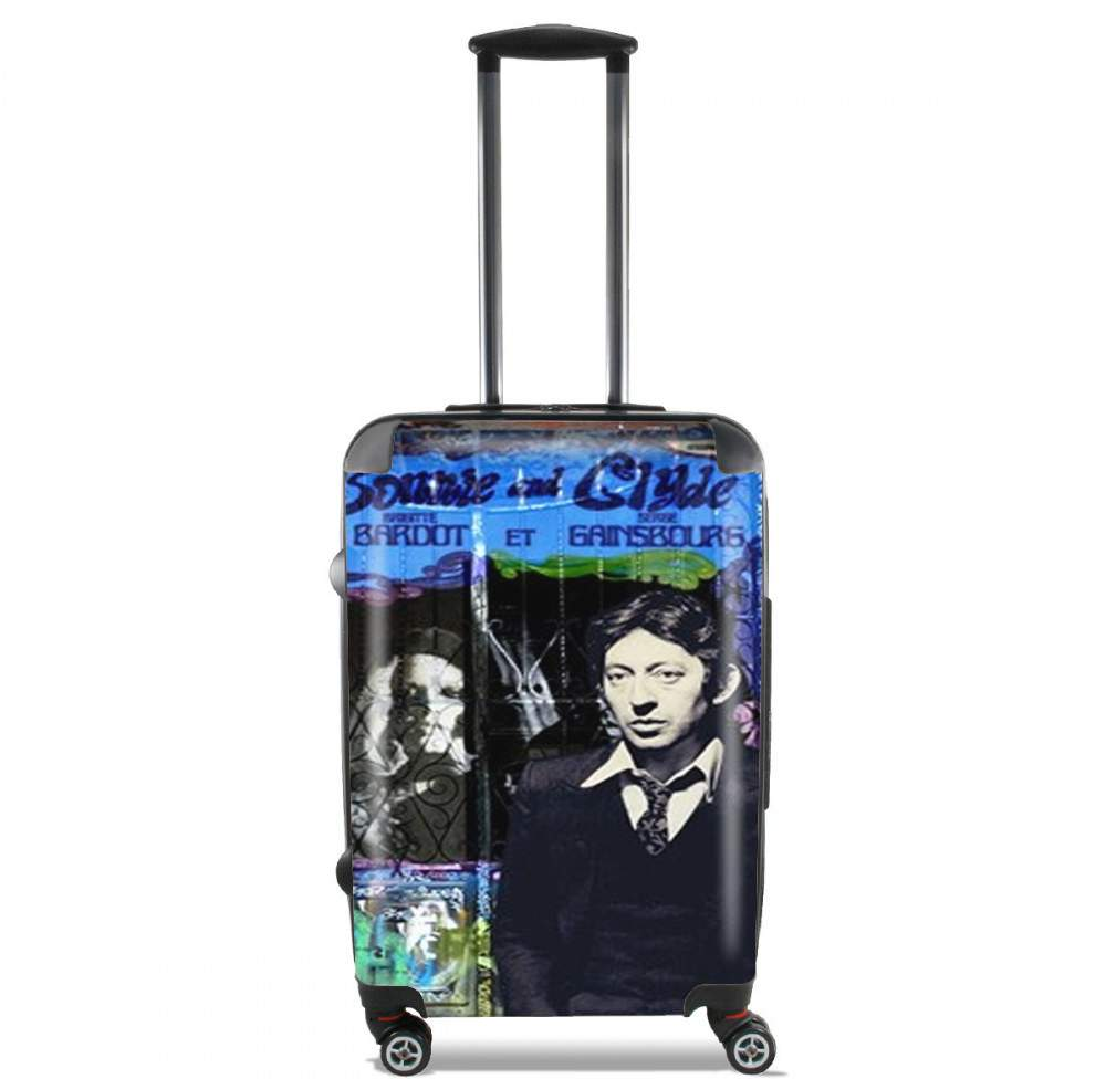 Gainsbourg Smoke for Lightweight Hand Luggage Bag - Cabin Baggage