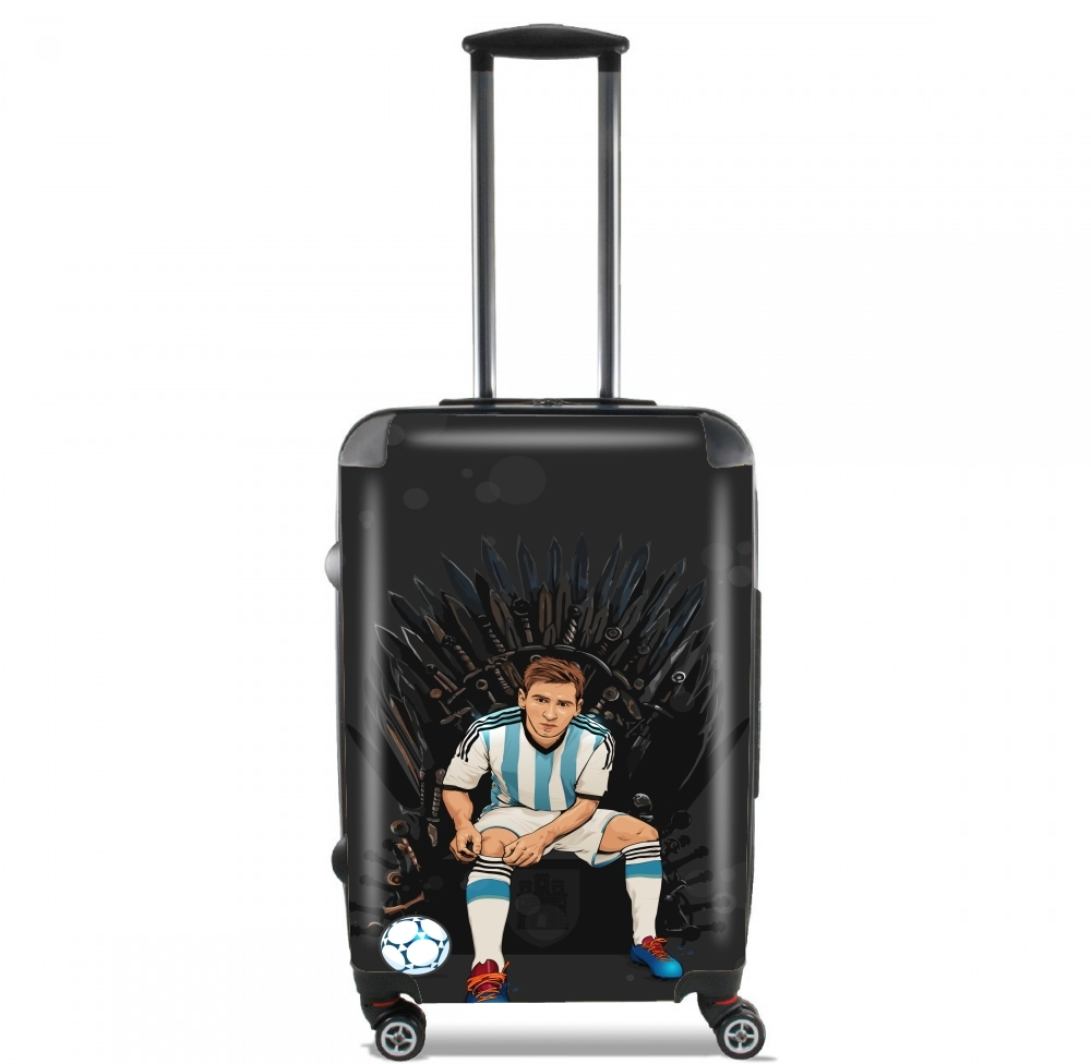 Game of Thrones: King Lionel Messi - House Catalunya for Lightweight Hand Luggage Bag - Cabin Baggage