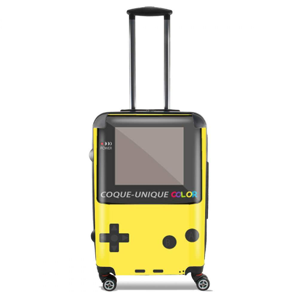 Gameboy Color Yellow for Lightweight Hand Luggage Bag - Cabin Baggage